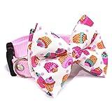 #10: That Dog In Tuxedo Pupcake Dog Bow Tie Pet Collar (XL)