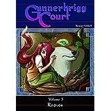 Gunnerkrigg Court, Vol. 3: Reason by Thomas Siddell (2011-08-23)