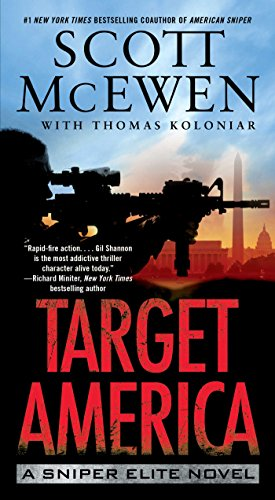 Target America: A Sniper Elite Novel (Sniper Pocket Book)