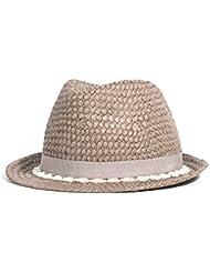 Parfois - Sombreros Casquillo Papel Gris Pardo - Mujeres