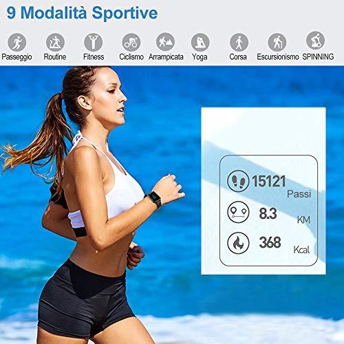 Zoom IMG-3 yamay smartwatch orologio fitness uomo