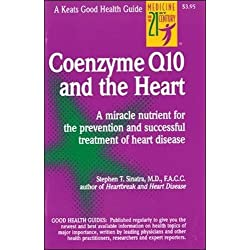 Coenzyme Q10 And The Heart (Cold Spring Harbor Monograph)