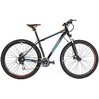 bikeriderz uomini adulti Pro.9Bicicletta Mountain Bike MTB–29
