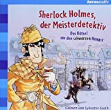 Sherlock Holmes, der Meisterdetektiv (2). Das Rätsel um den schwarzen Hengst: Klassiker für junge Hörer: