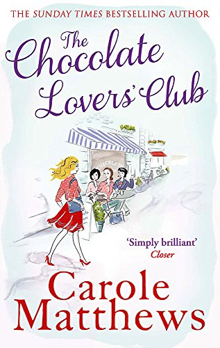 The Chocolate Lovers' Club Cover Image