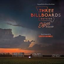 Three Billboards Outside Ebbing [Carter Burwell] [Varese Sarabande: 302 067 536 1] [VINYL]