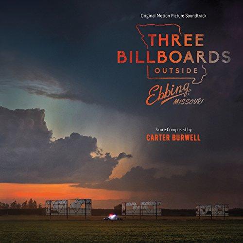 Preisvergleich Produktbild Three Billboards Outside Ebbing, Missouri (OST)