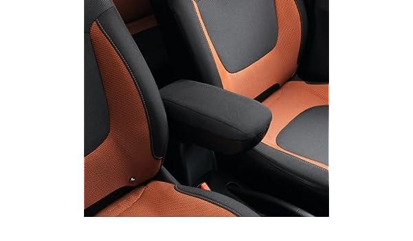 Black Armrest For Renault And Clio 4 Amazon Co Uk Car Motorbike