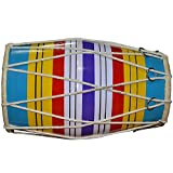 #2: Dholak ( Baby Size) Hand Percussion Drum Indian Musical Instrument.