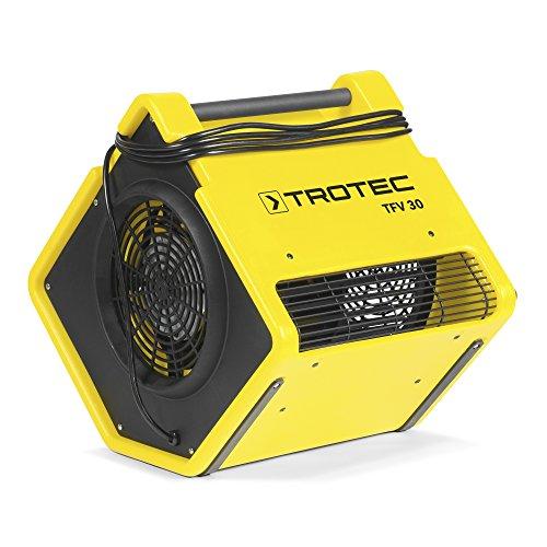 TROTEC Ventilador turbo TFV 30 | Fan | Radial | Blower | desecación