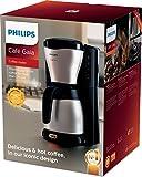 Philips HD7546/20 Gaia Filter-Kaffeemaschine mit Thermo-Kanne, schwarz/metall - 6