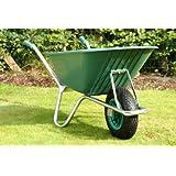 County Cruiser Wheelbarrow 100-120 ltr (Green)