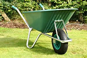 County Cruiser Wheelbarrow 100-120 ltr (Green)
