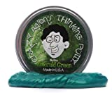 Crazy Aarons Putty World Emerald Green P...
