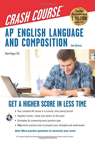 Ap English Language & Composition Crash Course (Advanced Placement (Ap) Crash Course)