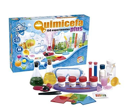 Imagen 1 de Cefa Toys 21629 - Quimicefa plus, juego de química