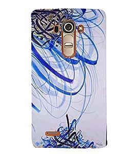 Vizagbeats arabic script ribbon Back Case Cover for LG G4::LG G4 H815