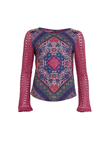 SMASH Aidea, T-Shirt Femme Violet (violet)