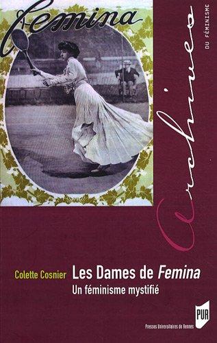Les Dames de Femina : Un féminisme mystifié