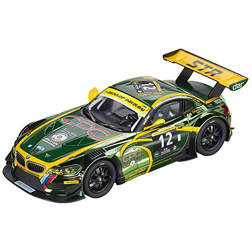 Carrera - Coche Digital 132 BMW Z4 GT3 Schubert Motorsport, No.12, 24h Dubai 2013, escala 1:32 (20030699)