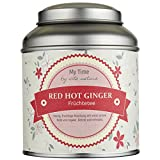 My Time Red Hot Ginger, Ingwer-Früchtetee, 1er Pack (1 x 120 g)