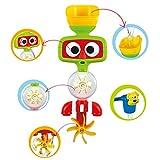 Milya Kinderbadespielzeug Badespielzeug Wasserspiel Dusche hochwertiges Kleinkindspielzeug