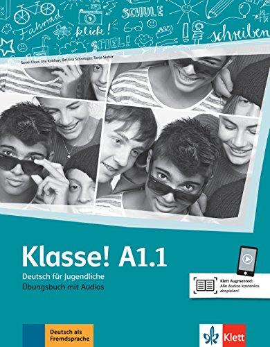 Klasse! a1.1 libro de ejercicios + audio