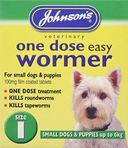 Easy Wormer Johnson's
