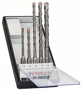 Bosch Professional Hammerbohrer 5tlg.-Set SDS-Plus-5