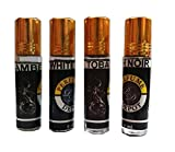 Combo offer of 4 Oudh fragrance oil of 8...