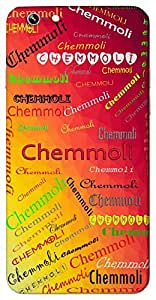 Chemmoli (Flawless) Name & Sign Printed All over customize & Personalized!! Protective back cover for your Smart Phone : Google Huawei 6P