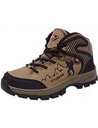 Ben Sports Marrón Zapatillas de senderismo Botas Correr en montaña para Hombre,37-46