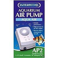 Interpet Aqua Air Aquarium Air Pump – AP2