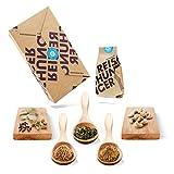 Reishunger Indisch Biryani Box - Original Zutaten bester Qualität - Für bis zu 4 Personen - Ideal als Geschenk