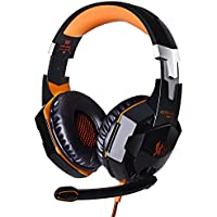 Megadream KOTION EACH G2000 Over Ear USB 3.5 mm stereo Gaming Headset