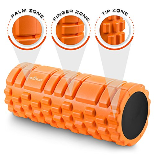 Foam Roller – Best for Physical Therapy & Exercise