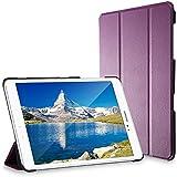 Galaxy Tab A 9.7 Funda, JETech® Slim Fit Galaxy Tab A 9.7 Smart Case Funda Carcasa con Stand Función y Auto-Sueño/Estelar para Samsung Galaxy Tab A 9.7 pulgadas (Púrpura)