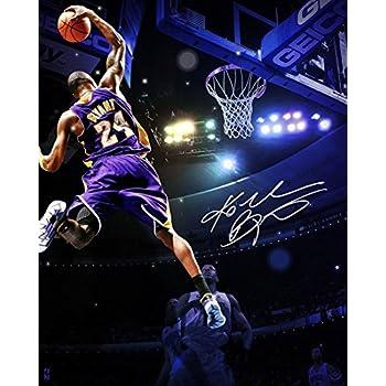 Wayne Dove Kobe Bryant Black Mamba Poster su Seta//Stampe di Seta//Carta da Parati//Decorazioni per pareti A16649207