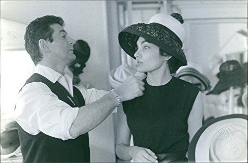 vintage-photo-of-a-photo-of-a-french-milliner-who-first-rose-to-prominence-in-the-1950s-as-hat-maker