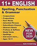 11+ English: Spelling, Punctuation & Grammar 10 Minute Tests