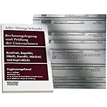 Rechnungslegung und Prüfung der Unternehmen. 8 Bde. und erg. Bd. Kommentar zum HGB, AktG, GmbHG, PublG nach den Vorschriften des Bilanzrichtlinien-Gesetzes.