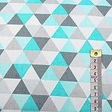 4L Textil Baumwollstoff Uni 100% Stoffe Stoff Meterware