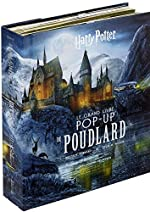 Harry Potter : Le grand livre pop-up de Poudlard de Matthew Reinhart