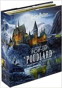Amazon.fr - Harry Potter : Le grand livre pop-up de