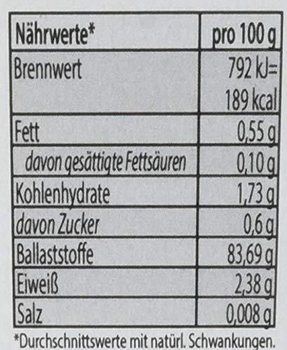 Avitale Ganze Flohsamen aus Indien, 99% Reinheit, reich an Ballaststoffen, Bio-Ware – Geprüfte Qualität aus Indien – Verpackt in Deutschland, 1er Pack (1 x 300 g)