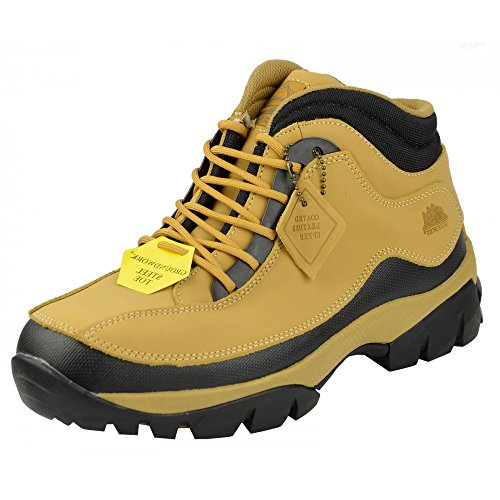 Kick Footwear, Stivali donna, Beige (Miele), 38 EU