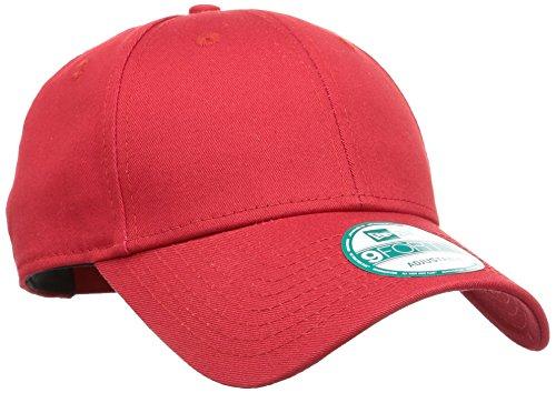 New Era 11179830 casquette de Baseball Homme, Rouge (Red), Fabricant: Taille Unique