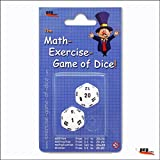 The Math-Exercise-Game of Dice: Times Tables - Multiplication Tables