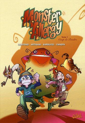 Monster Allergy, Tome 1 : Coup de foudre