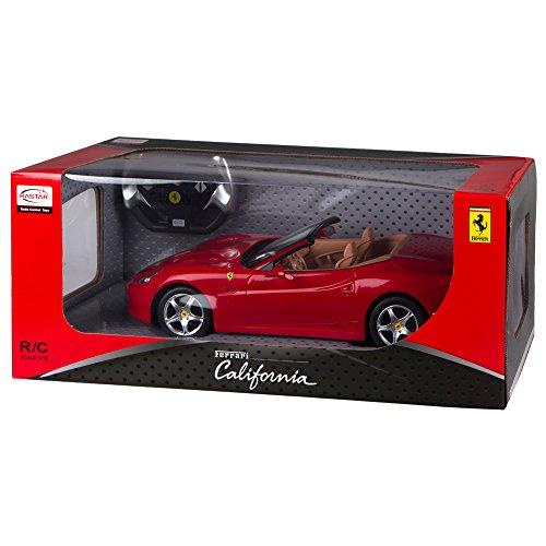 RC Auto kaufen Rennwagen Bild 5: Rastar Modellauto 1: 12Ferrari California (COLORBABY 41102)*